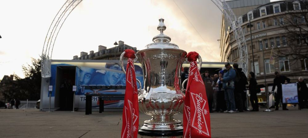 Moment fara precedent in Anglia: Dupa 144 de ani FA Cup isi schimba numele pentru bani. Cat au platit seicii
