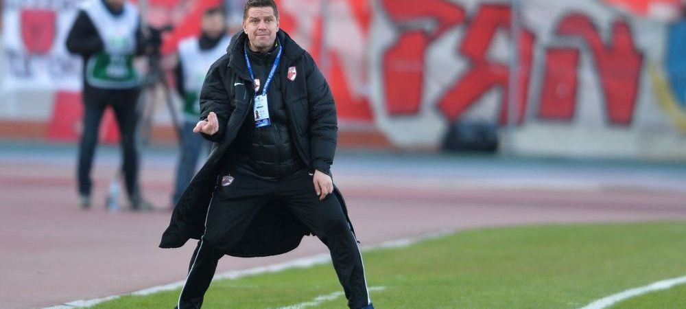 Dinu Gheorghe, SEF la Dinamo! 3 nume pe lista antrenorilor! Cine poate veni dupa Stoican