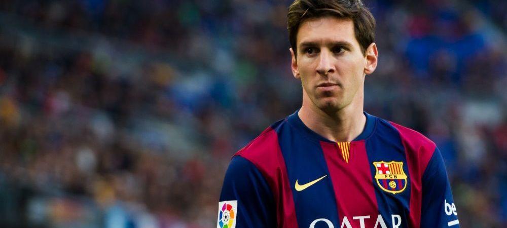 """Performanta fabuloasa atinsa de """"SFANTA TREIME"""" a Barcelonei. Este pentru prima oara in cariera cand Messi incearca asa ceva"""