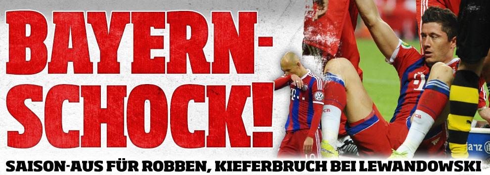 """""""SOC la Bayern!"""" Lovitura teribila pentru Guardiola! Ce jucatori a pierdut pentru dubla cu Barca din Champions League"""