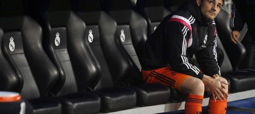 Transfer SOC pentru finalul carierei lui Casillas! La ce super echipa vrea sa joace