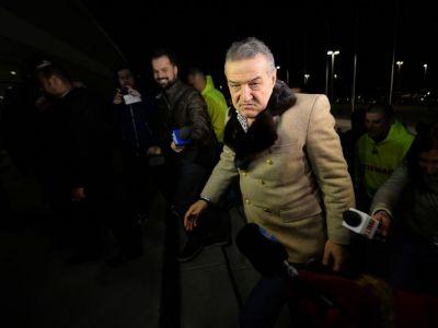 """Reactia surprinzatoare a lui Becali dupa infrangerea care a dus Steaua pe locul 2: """"Nu ma intereseaza daca pierd un an la fotbal"""""""