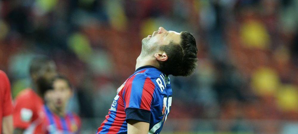 GRATIS, brazilian si GOLGHETER! Steaua poate rezolva atacul la vara: jucatorul care il va face uitat pe Keseru!