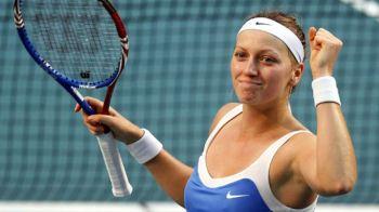 Petra Kvitova a castigat FINALA de la Madrid! S-a impus fara probleme in doua seturi, 6-1; 6-2
