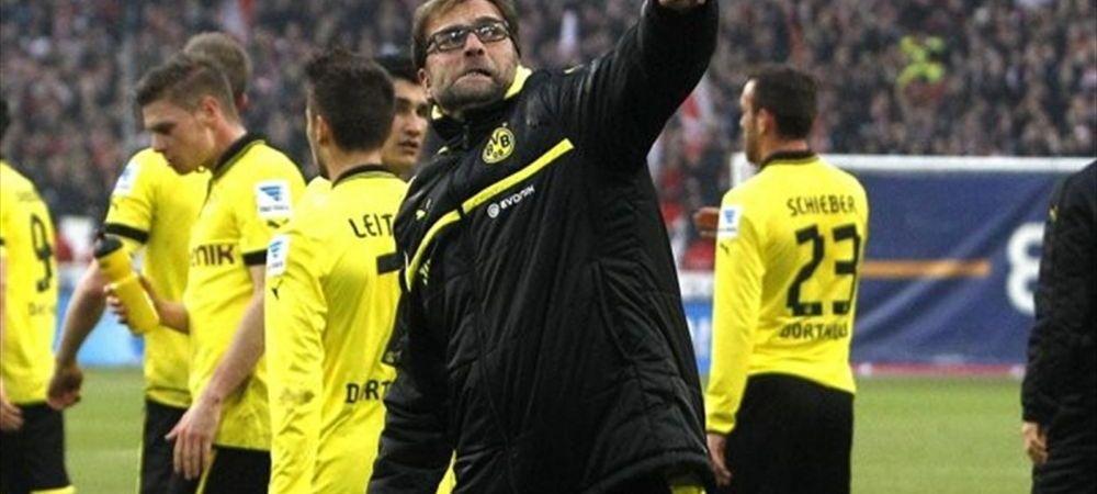 OFICIAL. Primul star care pleaca de la Dortmund impreuna cu Klopp. Anuntul facut de club