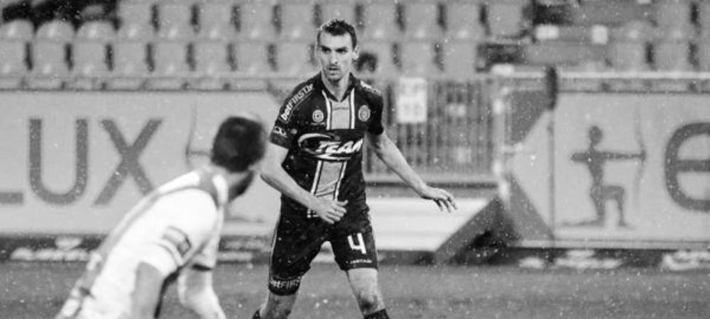 Tragedie in fotbal! Gregory Mertens a murit la 24 de ani, dupa ce a facut infarct pe teren si a intrat in coma