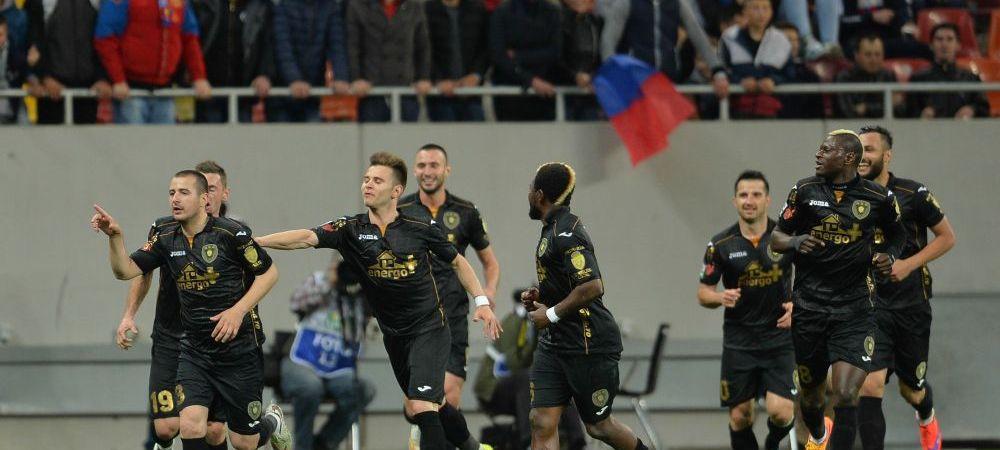 """""""Ianis Zicu asa grasut joaca?"""" Moment fabulos din cariera lui Zicu, omul care a ucis-o pe Steaua pe National Arena"""