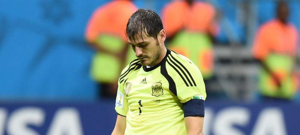 """Reactia lui Casillas intrebat daca pleaca de la Madrid: """"Arsenal? Unde ar putea fi mai bine in lumea asta in afara de Real?"""""""