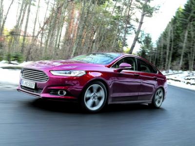 Ford Mondeo, rivalul de-o viata al lui VW Passat a ajuns in Romania. Ce s-a intamplat la cel mai amplu test facut in tara