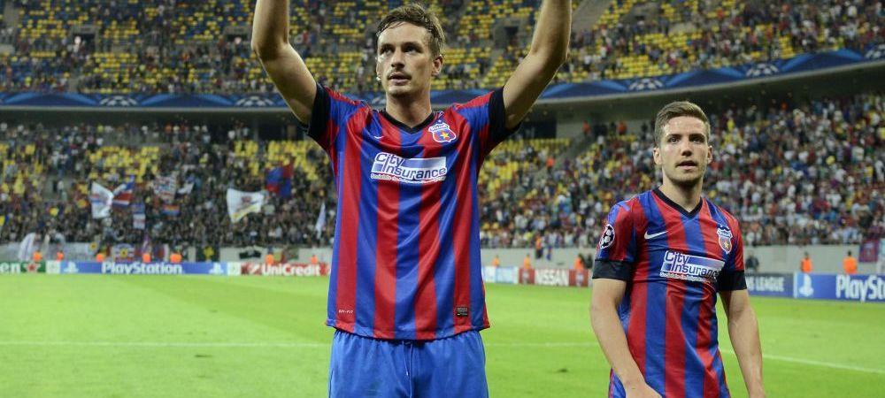 Stelistii vechi si noi! AROGANTA lui Szukala dupa victoria Stelei in derby-ul cu Dinamo! Ce si-a postat pe Facebook dupa meci