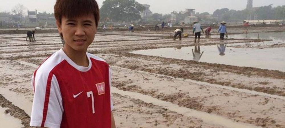 Asa ceva este FENOMENAL! O jucatoare din Vietnam a marcat de doua ori din corner in acelasi meci, cu ambele picioare! VIDEO
