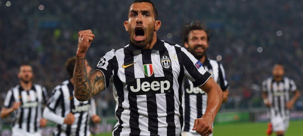 VIDEO: JUVE, TE VEZI IN FINALA? Detinatoarea trofeului sufera un soc la Torino dupa golurile lui Morata si Tevez! Vezi toate fazele din Juventus 2-1 Real Madrid