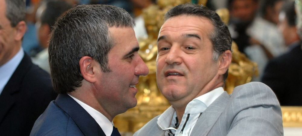 """E posibil ca Becali sa se duca la Viitorul si sa-l ajute pe Hagi. La Steaua nu mai are nici palmares, nici stema!"""