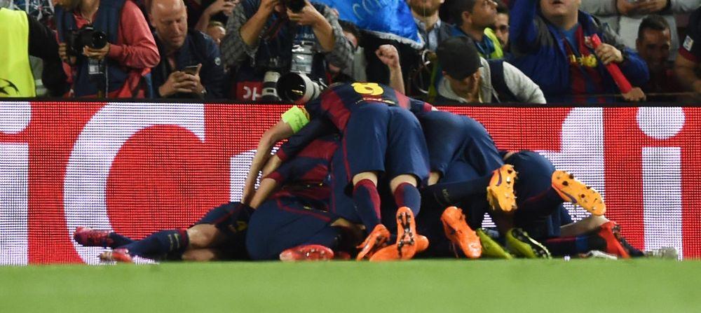 BARCELONA 3-0 BAYERN. Messi devine cel mai bun marcator din istoria Ligii cu o DUBLA CRIMINALA in 4 minute. Neymar o distruge pe Bayern in minutul 94