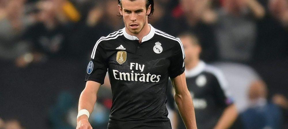 """FANTOMA de pe Juventus Arena. L-a vazut cineva pe Bale? """"Real Madrid a jucat in 10 oameni"""" Catastrofa pentru galez"""