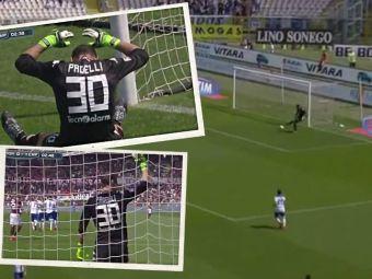"""""""De asta spune toata lumea ca sunt BLATURI in Serie A!"""" Autogol IREAL pentru portarul lui Torino. VIDEO"""