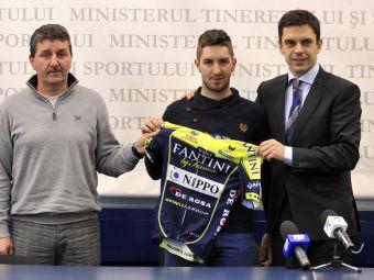 3 zile pana la Giro, Grosu si Tvetcov sunt primii romani din istorie care vor lua startul in Turul Italiei! Cei doi rutieri au fost confirmati