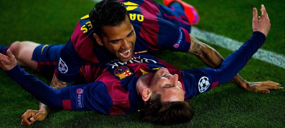 """Verdictul lui Mircea Lucescu dupa victoria magica a Barcei in fata lui Bayern: """"Messi, cel mai bun fotbalist din toate timpurile"""""""