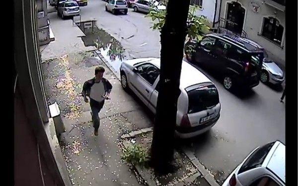 Politia Capitalei si ProTV fac un apel: cine il recunoaste pe barbatul din imagine sa sune de urgenta la 112