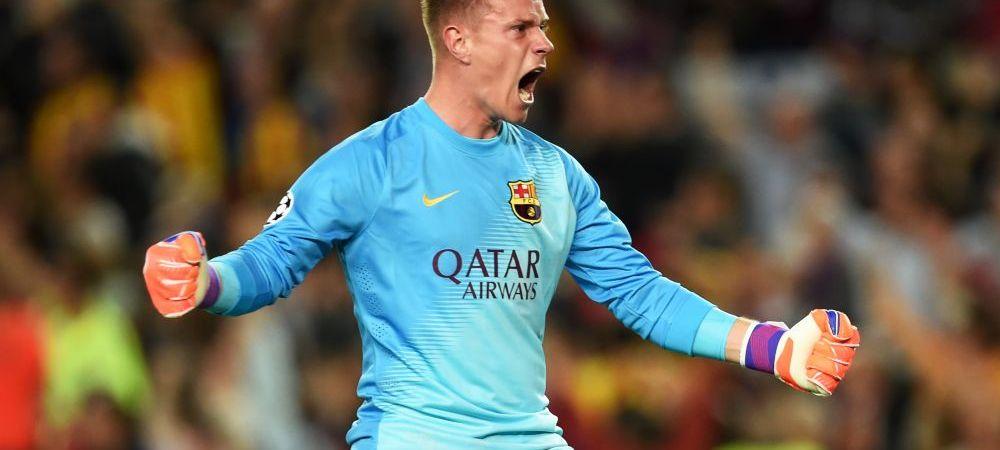 """""""Golul de 3-0? O nedreptate!"""" Portarul Barcelonei, reactie bizara dupa ce Messi si Neymar au pulverizat echipa lui Guardiola"""