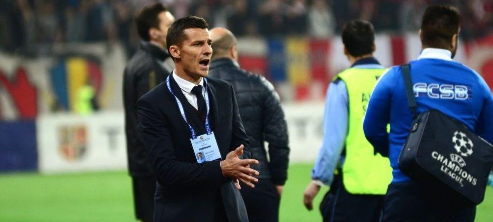 Becali a anuntat conditia ca Galca sa ramana la Steaua! Ce trebuie sa faca pentru a continua din vara