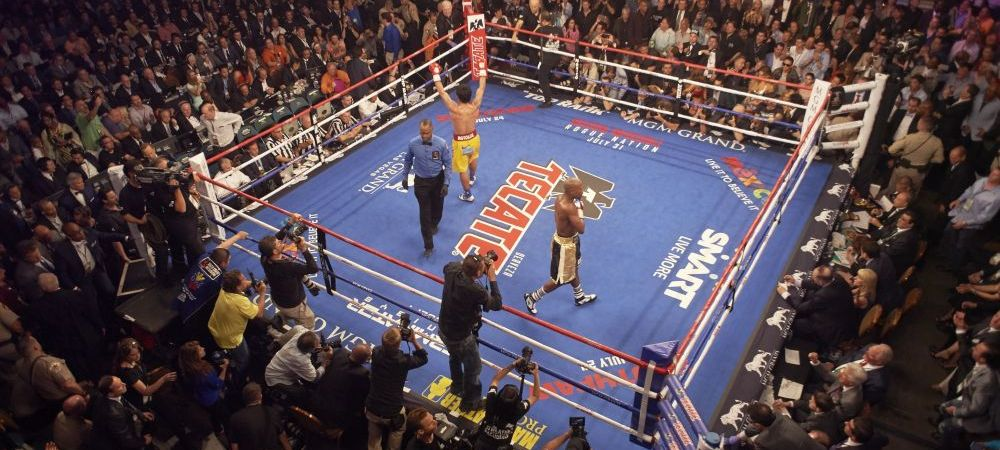 "FABULOS! Mayweather vs. Pacquiao a adus incasari RECORD din pay-per-view! Suma colosala generata de ""Meciul Secolelor"":"