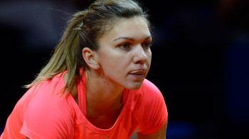 Simona Halep ramane pe locul 2 in clasamentul mondial, dupa ce Sharapova a fost eliminata de la Madrid. Cate puncte sunt intre ele