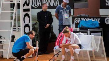 Organizatorii turneului de la Roma au reactionat dupa amenintarile primite de Simona Halep! Romanca, pazita la fiecare pas: FOTO