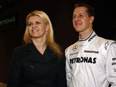 ULTIMA ORA! Decizie incredibila luata de sotia lui Schumacher