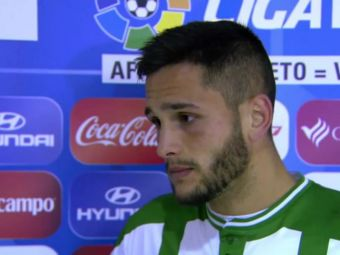 """Ne-am facut iar de ras, eu nu mai pot sa dau o nenorocita de pasa"". Florin Andone a izbucnit dupa ultimul meci din Primera, pierdut de echipa sa"