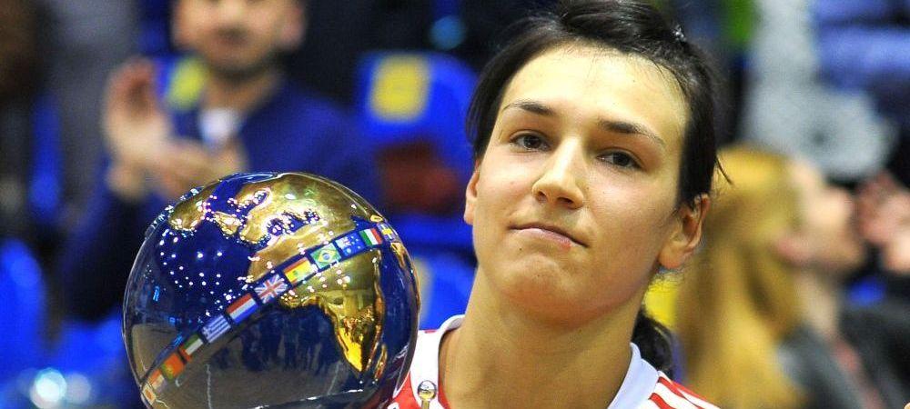 Cristina Neagu a castigat Liga Campionilor si a iesit golgheterul competitiei! Vezi toate fazele din Buducnost 26-22 Larvik