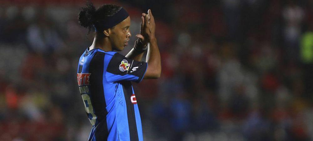 TRIST! Ronaldinho a primit cea mai urata veste de cand s-a apucat de fotbal! E ziua care NU credea ca o sa mai vina!