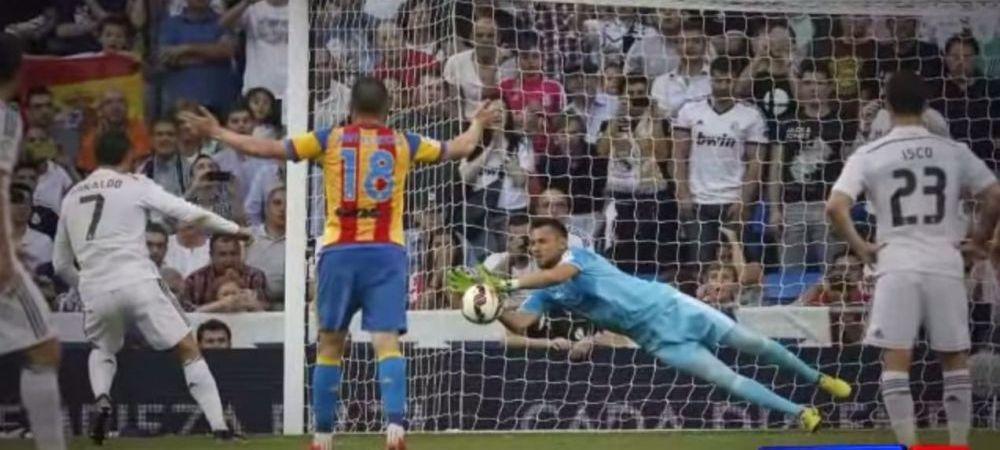 FABULOS! El e omul care l-a facut pe Ronaldo sa PIARDA titlul pentru Real! Ce s-a intamplat pe teren, cu Valencia! VIDEO