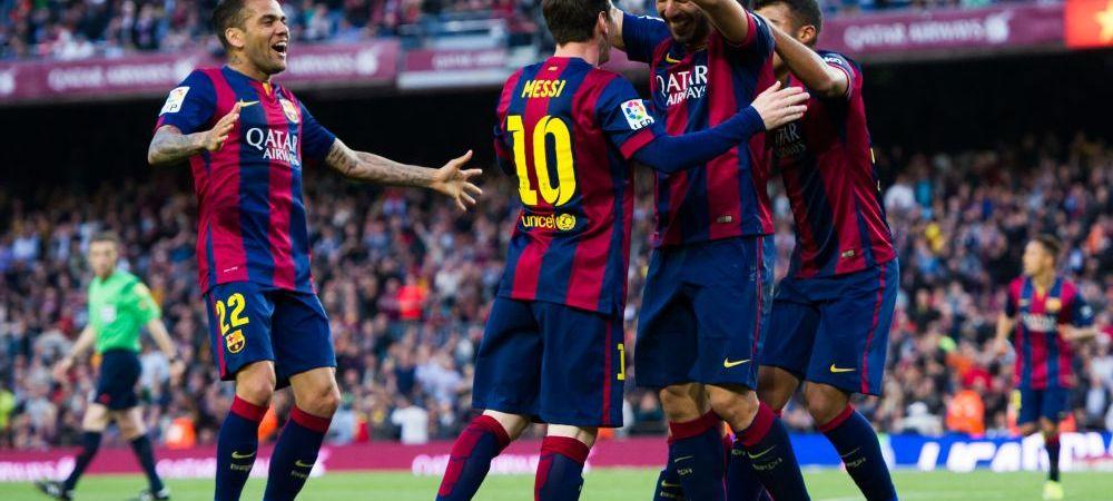 Lovitura data de Barcelona chiar inaintea returului de pe Allianz Arena! Catalanii si-au asigurat postul de fundas dreapta