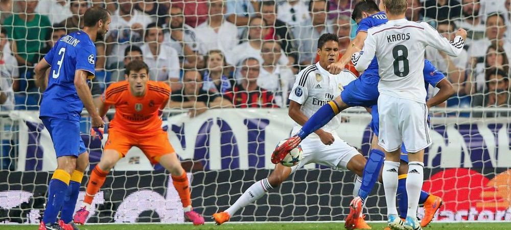 Real, OMORATA chiar de omul ei, finala ii aduce lui Juve 100 mil €! Intalnire soc: Suarez vs. Chellini si Evra la Berlin :)