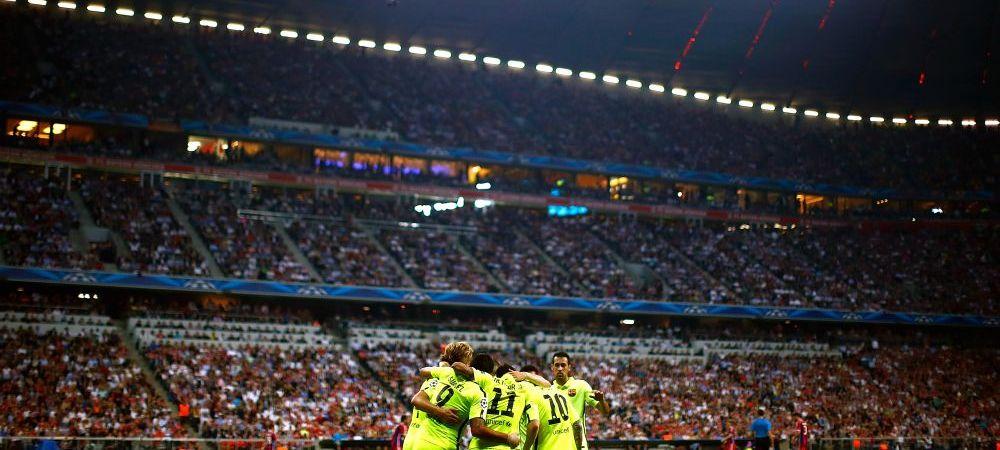 RECORD la Barcelona! Seara in care a ajuns in finala Ligii este un moment istoric pentru catalani: