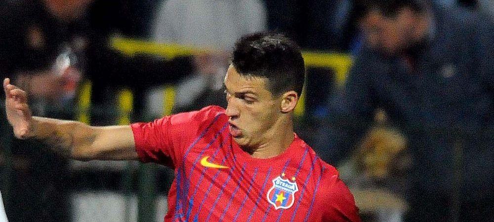 Scandal inainte de meciul cu Steaua! Singurul stelist de la Brasov a FUGIT de la echipa. Ce s-a intamplat