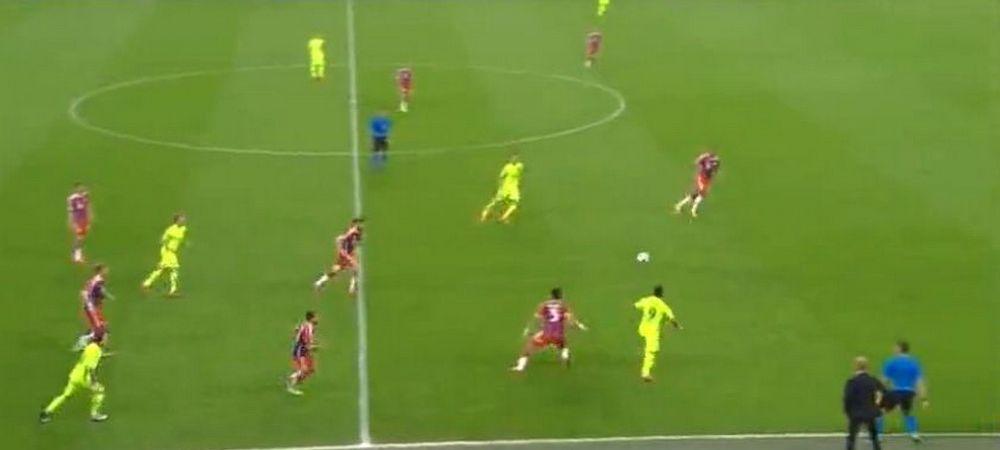 MAGIE! Suarez a facut 'sombrero skill' pe teren in fata celor de la Bayern! Nici Messi NU a incercat asa ceva! VIDEO