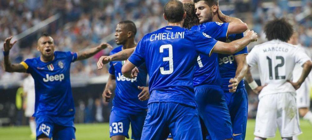 Scene SENZATIONALE in vestiarul lui Juve! Ce s-a intamplat pe Bernabeu, dupa calificarea in finala Champions League