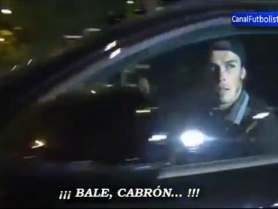 """REVOLTA la Bernabeu dupa ratarea finalei. Bale, facut praf de fani: """"Cabron, hijo de puta!"""" VIDEO"""