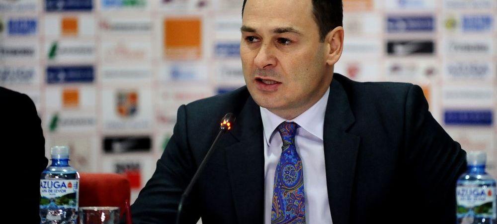 """Negoita vorbeste despre vizita la DNA si declara RAZBOI """"caracatitei din fotbal"""". Patronul lui Dinamo, gata sa faca lumina in cazul barajului cu Lazio"""