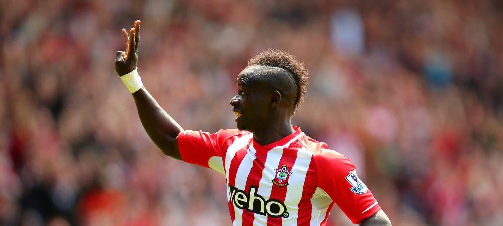 FABULOS! Un senegalez, in istoria Premier League: a dat cel mai rapid hat-trick all-time! In cat timp a marcat pentru Southampton!