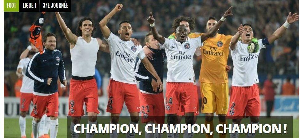 Barcelona, Real si PSG! Seara in care ISTORIA s-a scris la Paris - Zlatan & Co. au castigat titlul in Franta si au UIMIT Europa!