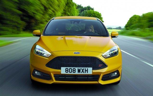 O masina sport pe care si jucatorii din Liga II si-o pot permite :) Unde mai pui ca-i si diesel! Test Drive Focus ST