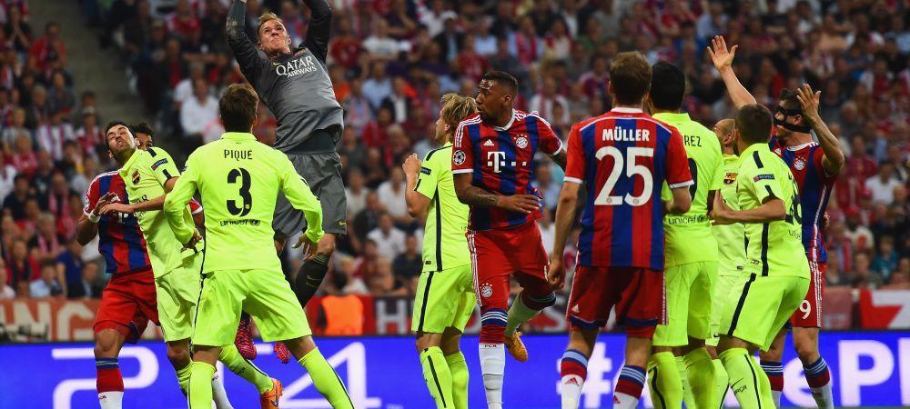 Cel mai devastator atac, dar si cea mai tare aparare! Barcelona, echipa cu cele mai multe partide fara gol primit! ASA ar prinde si ea locul 10