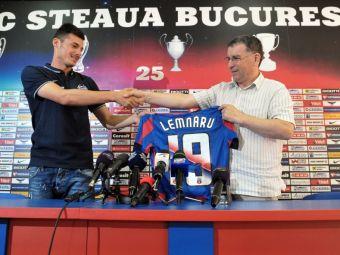 I-au taiat craca :) Acum un an juca la Steaua, astazi a fost dat afara de o echipa condamnata la retrogradare! Ce se intampla cu Lemnaru