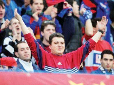 Actiuni de 50 €, 5 mil de suporteri, Jean Pavel in spatele fanilor! Planul cu care Steaua vrea sa renasca dupa modelul Barcelona: