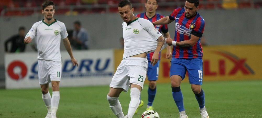 Noua perla braziliana pe care se bat echipele din Liga I! Steaua, Dinamo si Astra LICITEAZA pentru mijlocasul de 26 de ani
