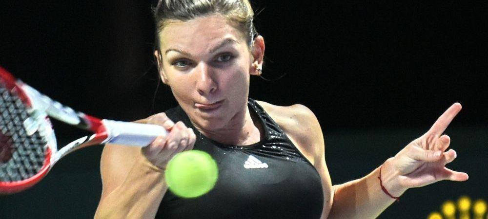 Simona Halep poate intra in istoria tenisului mondial! Nimeni nu a mai reusit asa ceva