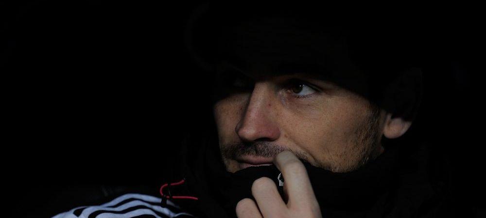 EMOTIONANT! Cel mai tare cadou pe care l-a primit Casillas in viata lui! Ce s-a intamplat cand a implinit 34 de ani! FOTO